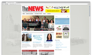theNews_website